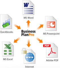 business plan pro publish your business plan export