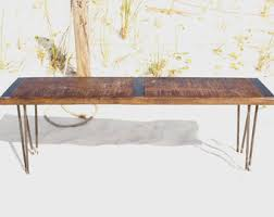 reclaimed wood furniture etsy. perfect reclaimed wood and metal bench reclaimed wood industrial  benchconsoleentryway bench inside furniture etsy