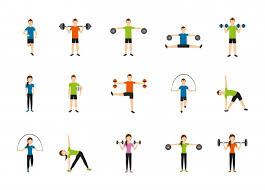 Exercise Wall Chart Free Download Exercise Vectors Photos And Psd Files Free Download