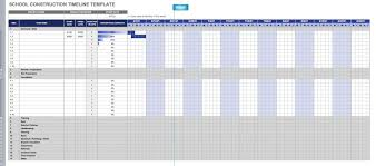 whole house renovation checklist construction timeline template collection smartsheet