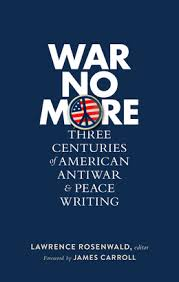 essays amp criticism library of america war no more three centuries of american antiwar peace writing n°278