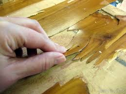 wood veneer is very thin this picture shows you just how thin the layer of