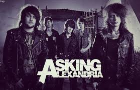 after weeks of speculation asking alexandria