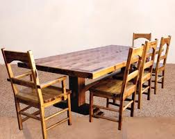 mission style dining room. mission style dining table set oak and chairs plans sce room