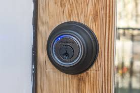 our also great pick for best smart lock the kwikset kevo 2nd gen it