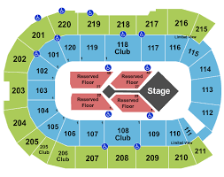 Long Beach Arena Online Charts Collection
