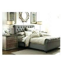 decoration: King Sleigh Bed Frames Grey Frame Cherry Double Uk. Slay ...