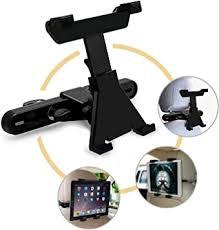 Car Headrest <b>Mount Holder</b> for Pad Samsung and <b>7-10 inch</b> Tablets ...