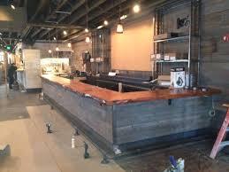 Bar Designs, Wine Bars, Bar Ideas, Restaurant Bar, Counter, Basements,  Woodworking, Layouts, Wood Working