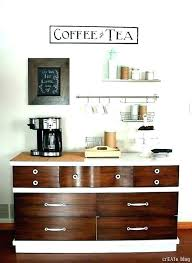 Coffee Stations For Office Office Coffee Station Furniture Jamesdelles Com