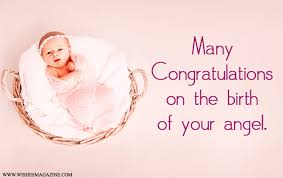 Congratulations Wishes For Baby Girl Wishes Magazine