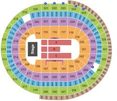 Canadian Tire Centre Seating Charts For All 2019 Events