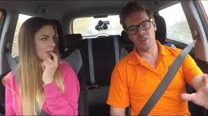Stella Cox Fake - School Youtube Driving