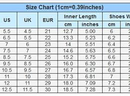 Chinese To Us Shoe Size Chart Chinese Shoe Size Chart For Toddlers Best Picture Of Chart