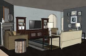 Virtual Living Room Design Creative Virtual Living Room Design On House Design Ideas With