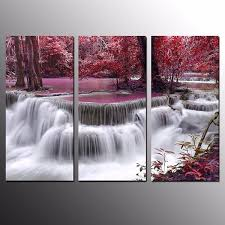 water wall art prints