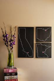 view in gallery chalkboard wall art diy
