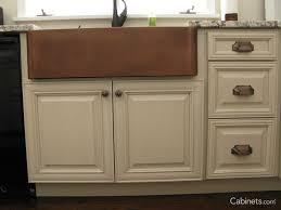 Farmhouse Sink Cabinet Preparing For A Farm Sink Deerfieldr Cabinetscom