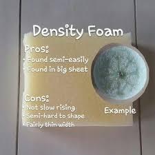 homemade squishy making density foam user uploaded image