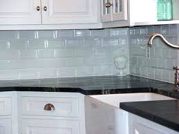 light gray subway tiles