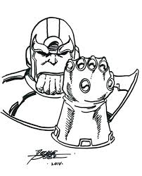infinity coloring pages coloring pages with the infinity gauntlet
