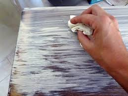 How To White Wash How To Dry Brush White Wash