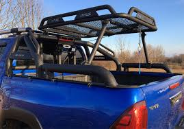 Limitless Accessories Off Road Limitless Rocky Roof
