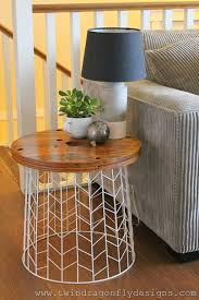 awesomely unique diy end tables project ideas and tutorials with unique end  tables.