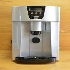 ice maker dispenser ice machine nutrichef picem75 countertop ice maker dispenser