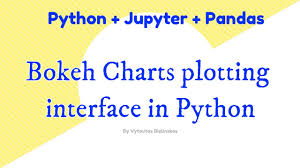 Bokeh Charts Interface In Python For Plotting And Data Visualization