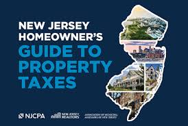Image result for state of nj property tax