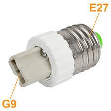 Mengsled Mengs High Quality E27 To G9 Lamp Socket Converter