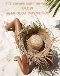 its always summer with glow by medusa cosmetics