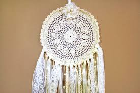 How To Make Lace Dream Catchers DIY Vintage Inspired Lace Dreamcatcher Factory Direct Craft Blog 2