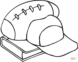 Small Picture Football coloring pages Free Coloring Pages