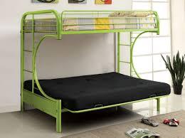 metal bunk bed futon. Furniture Of America Spectrum Twin Over Futon Metal Bunk Bed