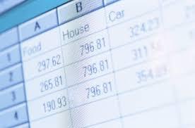 Setting Up A Budget Spreadsheet Budgeting Money