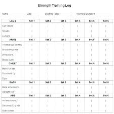 Exercise Logs Template Food And Exercise Log Template Here Food And Exercise Log Template