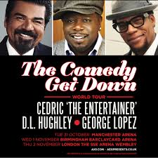 Cedric The Entertainer Commercial Bud Light The Comedy Get Down Live In The Uk For First Time