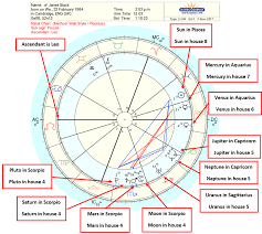 How To Read A Natal Chart Astrology Birth Best Examples Of Charts