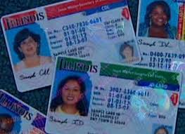 Ids Chicago - Your 7 Id Facebook Illinois 'real' Card Not Abc