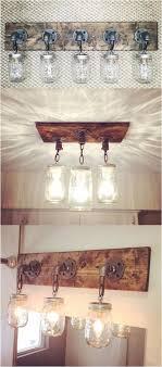 rustic bathroom lighting g