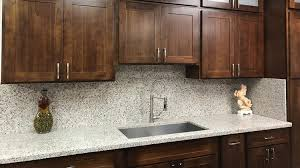quartz countertops and cabinets such as the ones seen in this file photo are