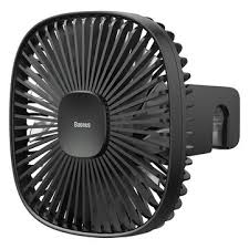 Baseus portable usb desktop <b>fan</b> natural wind magnetic rear seat ...