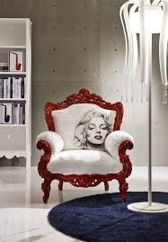 Marilyn Monroe Bedroom Theme with Furniture