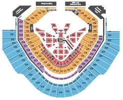 Chase Field Az Seating Chart Seating Chart For The 2019 Royal Rumble At Chase Field In