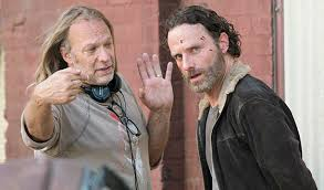 dispatches from the set executive producer and special fx makeup designer greg nicotero on season