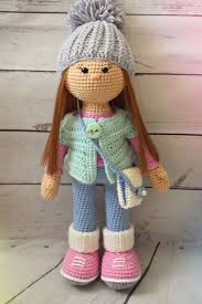 Amigurumi Doll Patterns Inspiration Molly Doll Crochet Pattern Amigurumi Today