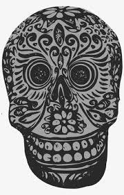 Icon Skull Free Mexican Art Skeleton Tattoo Mexican Skull
