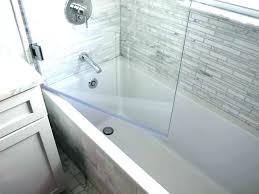 half glass shower door for bathtub best tub glass door ideas on glass bathtub door bathtub